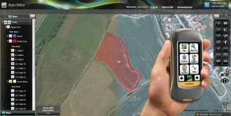 Agro_Office_GPS_Mapping